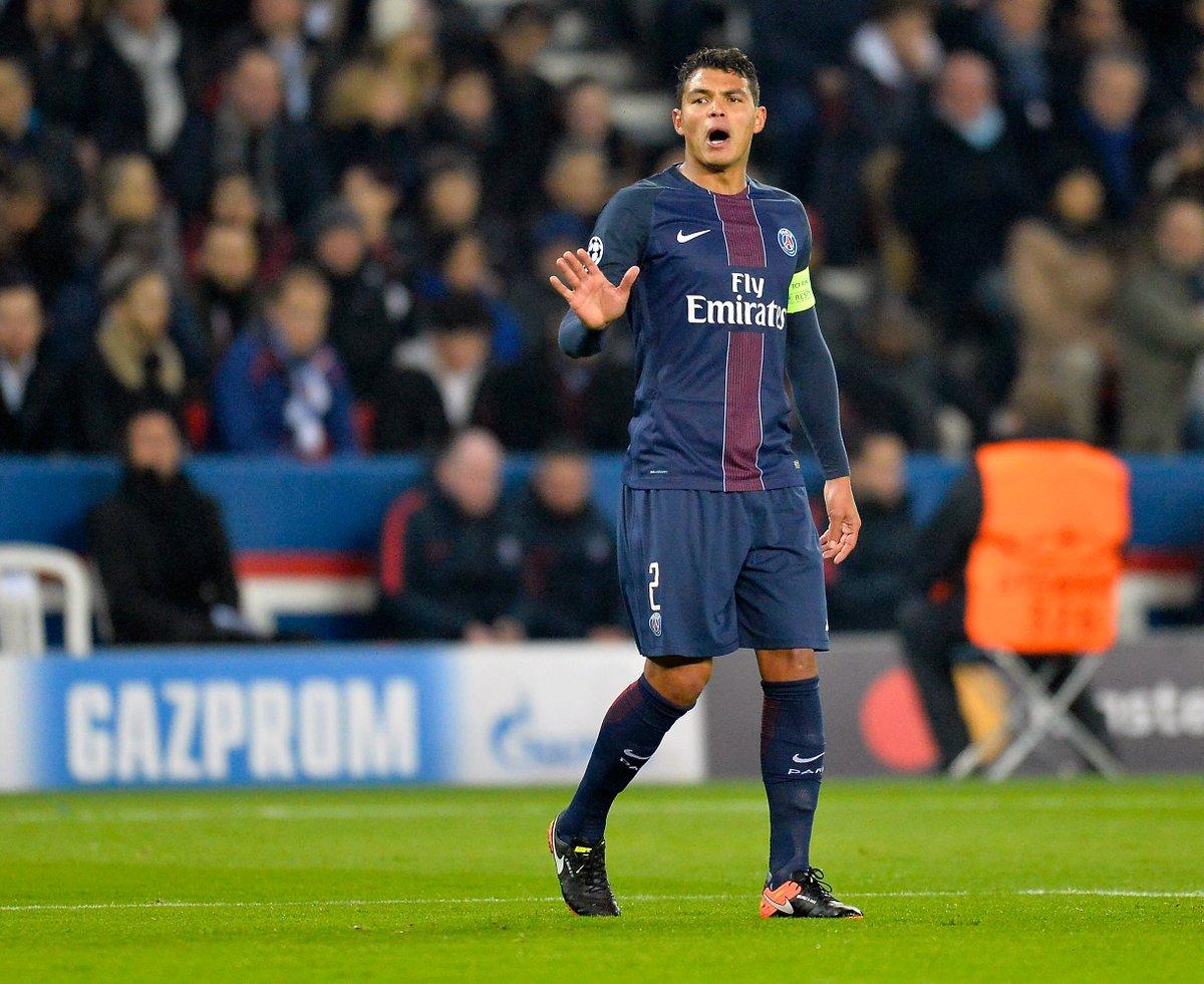"☆ Team TheYear ☆ on Twitter ""Confirmed Paris captain Thiago"