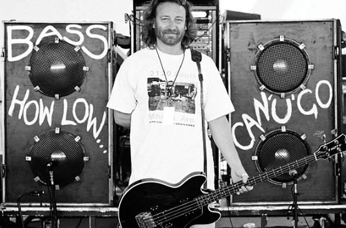Happy Birthday to the lovely Peter Hook!