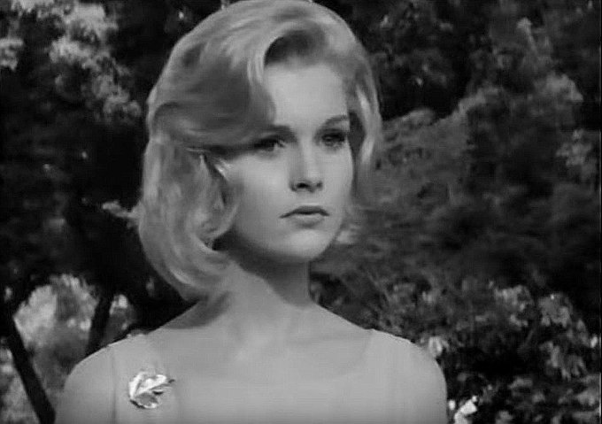 Happy 75th Birthday to actress Carol Lynley! Here in William Inge\s THE STRIPPER (1963)