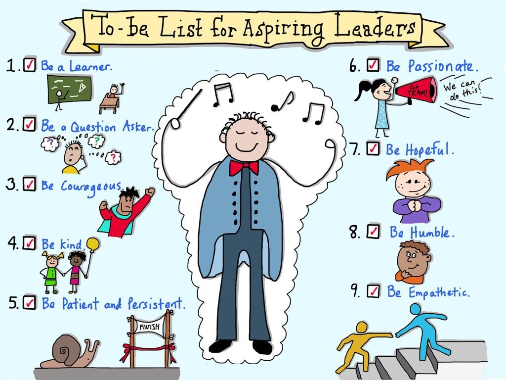 Great list of attributes that all leaders should aspire towards...  #sltchat #Ukedchat https://t.co/GXNfO02Cbv