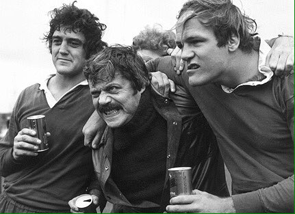 Happy birthday to Oliver Reed. Born this day in 1938. Raise a glass to the old boy.