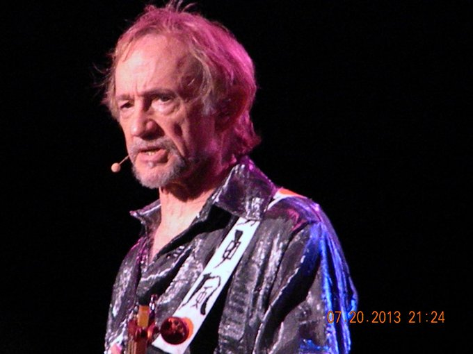 Happy birthday to The REAL Peter Tork (Official) of The Monkees