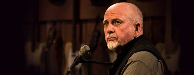 Happy birthday to Peter Gabriel.