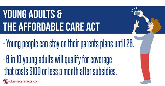A1: More young adults are now covered! The #ACA offers a number of services to help Millennials #GetCovered #MillennialMon https://t.co/6S58hscdYV