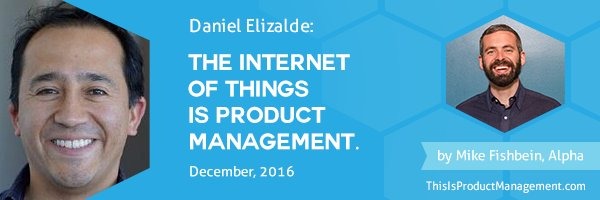 Podcast: IoT is Product Management