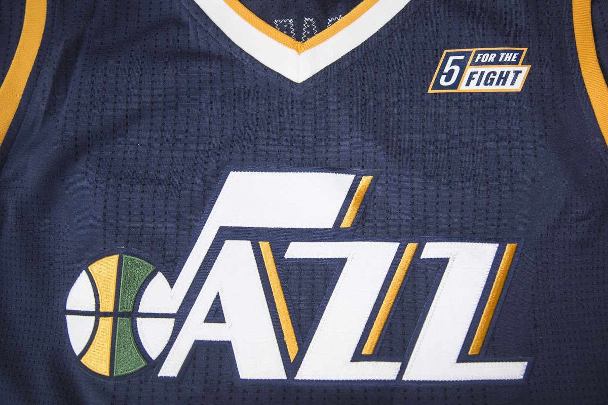 outlet store a6303 aa3e9 Utah Jazz on Twitter: