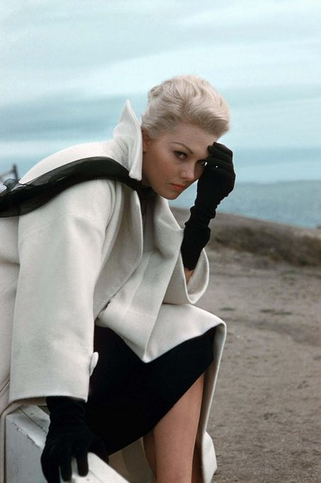 Happy Birthday to VERTIGO star Kim Novak!