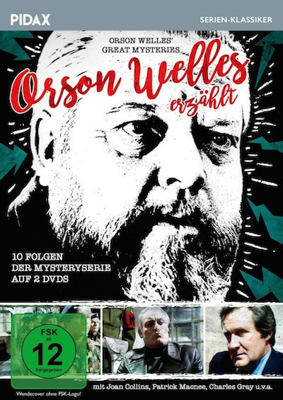 RT @Wellesnetcom Orson Welles Great Mysteries gets a DVD release -- in Germany #orsonwelles | https://t.co/cnwthcEmIq