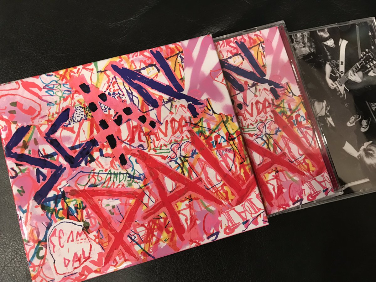 SCAちゃんありがとう〜!♡ 結成10周年、ベストアルバムリリースおめでとうございます!