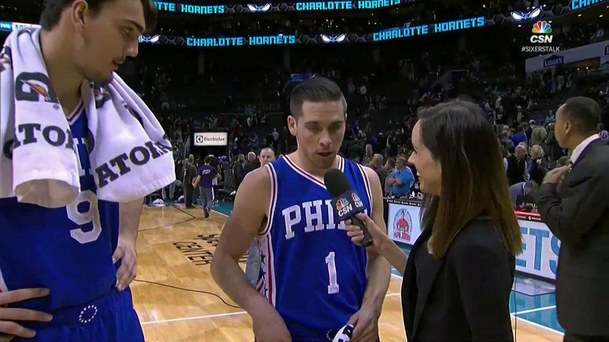 What an awesome quote from T. J. McConnell after the win. #SixersTalk https://t.co/yrt4b4h2rf