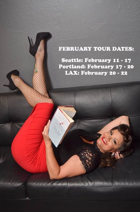 CHARLOTTE LONG&#39;S @sultrycharlotte FEB. 2017 Tour Dates/Info: #Seattle #Portland #losangeles #lax  http://www. city-source.com/sultrycharlotte  &nbsp;  <br>http://pic.twitter.com/JbgI5pxXxV