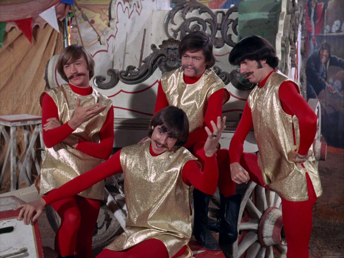 #NEW &quot;Monkees at the Circus&quot; premiered 50 years ago tonight.  http:// bit.ly/2kEBrHX  &nbsp;   #EveryMonkeesEpisode<br>http://pic.twitter.com/eOAMRZhvJF