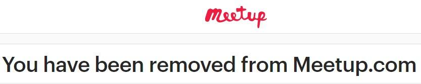 Verified meetups com
