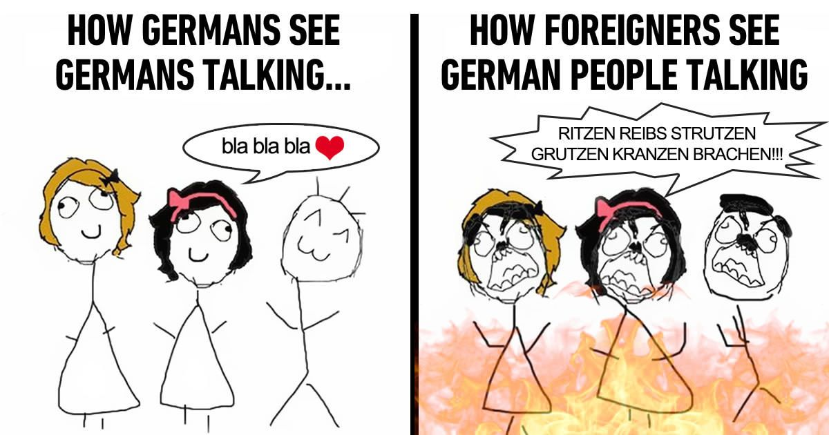 """Jew Detector: 9GAG On Twitter: """"25 Reasons Why The German Language Is"""