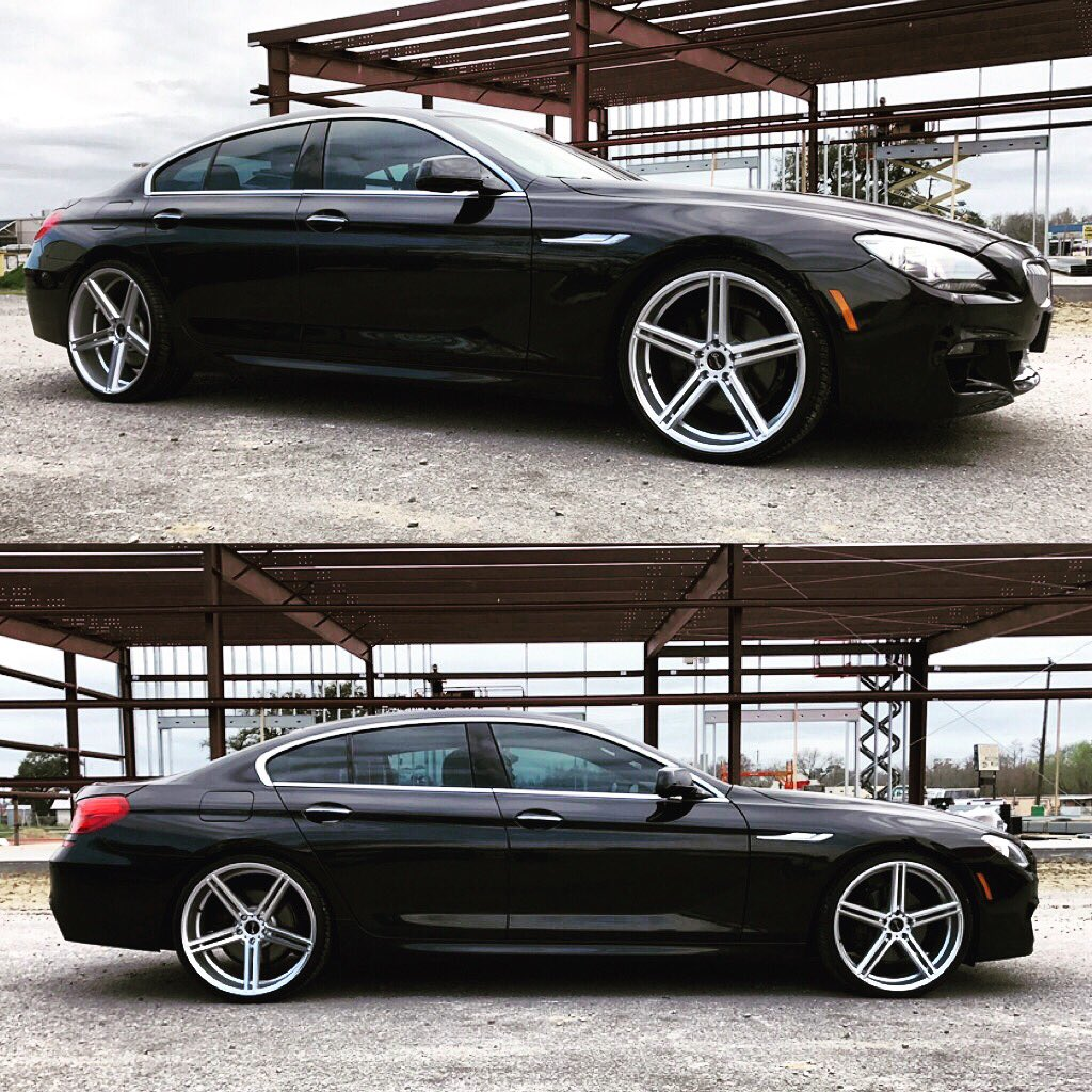 "Kingpin Autosports On Twitter: ""New BMW 650i Gran Coupe W"