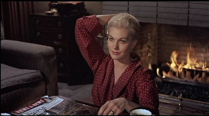 Happy Birthday, Kim Novak!   Alfred Hitchcok\s VERTIGO (1958)