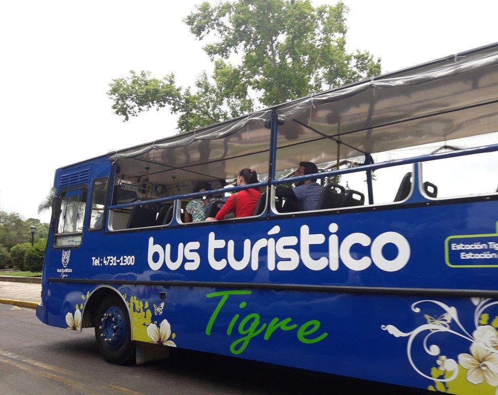 Encontrá todo sobre el #BusTuristico y disfrutá de este #Paseo junto a @SturlaViajes  http:// vivitigre.gob.ar/item/bus-turis tico/ &nbsp; …   #VeranoEnTigre<br>http://pic.twitter.com/YFVbm1tFC5