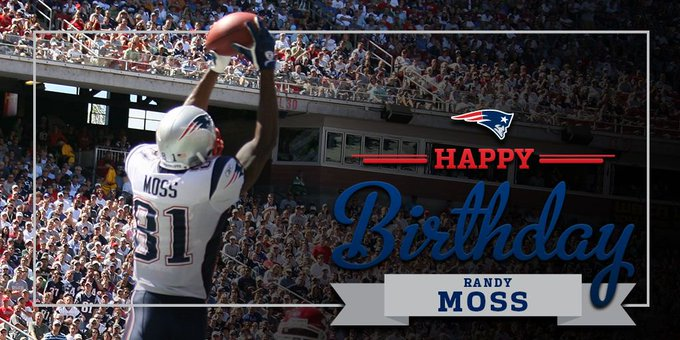 HBD, Check out Randy\s best 40+ yard receptions from his NFL career: