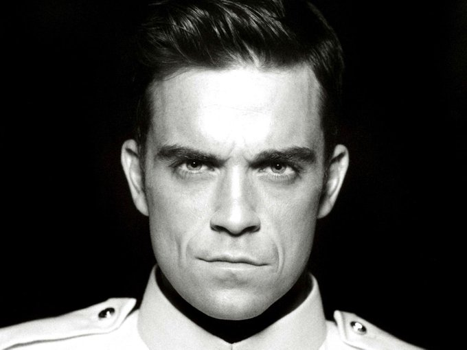 Happy Birthday to the ever cool Robbie Williams