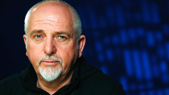 Sledgehammer  Happy Birthday Today 2/13 to the legendary Peter Gabriel.  Rock ON!