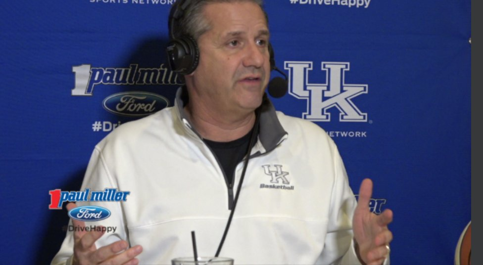 Pic from @UKSportsNetwork.