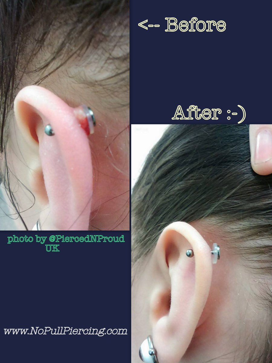Nopull Piercing Co On Twitter All You Have To Do Is Wear It Safe