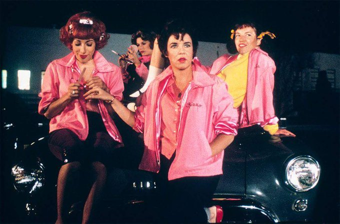 Happy Birthday Stockard Channing!!! Pink lady for life!