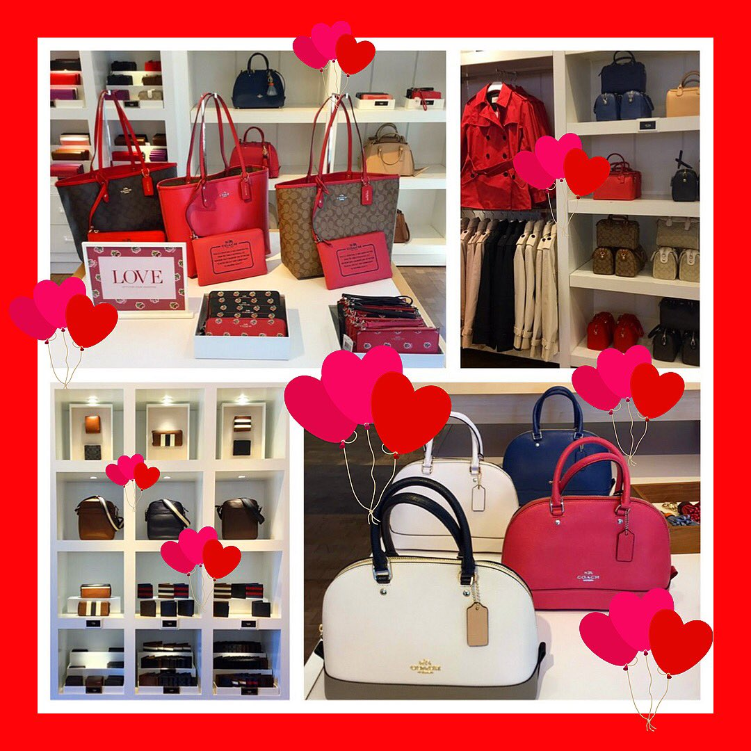 coachoutlets xjky  Perfect #ValentinesDay #Gifts for your Sweetheart #gettysburgoutlets  #gettysburg #coachoutlet #valentine #wowpictwittercom/M9F5alyFHt