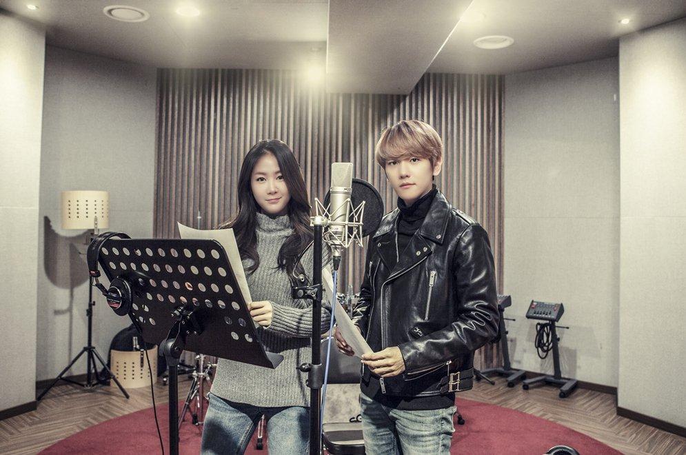 Baekhyun and Soyu\'s \'Rain\' snags an all-kill