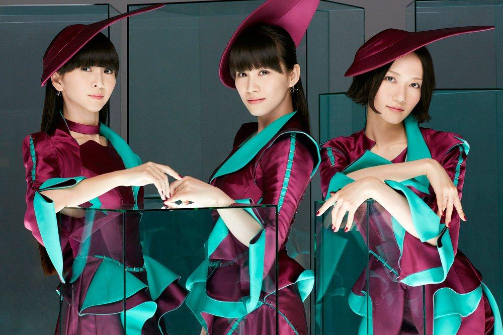 Perfume、幕張メッセで対バンライブ2days(写真 全2枚) oricon.co.jp/new…