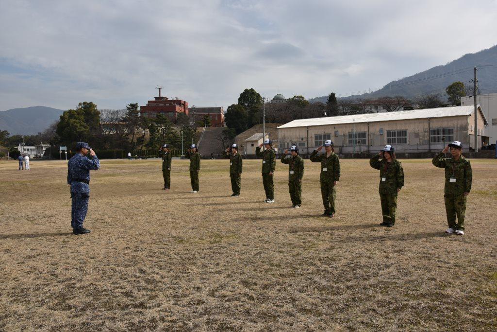 先日、呉基地にて行われた「平成28年度女性のための自衛隊1日見学」の様子が防衛省HPにて紹介されまし…