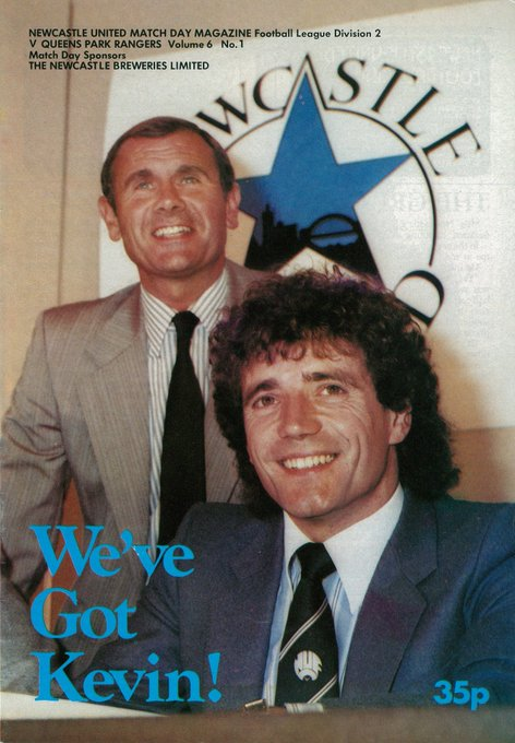 A happy 66th birthday to the legend that is kevin keegan... he\ll always be our king...