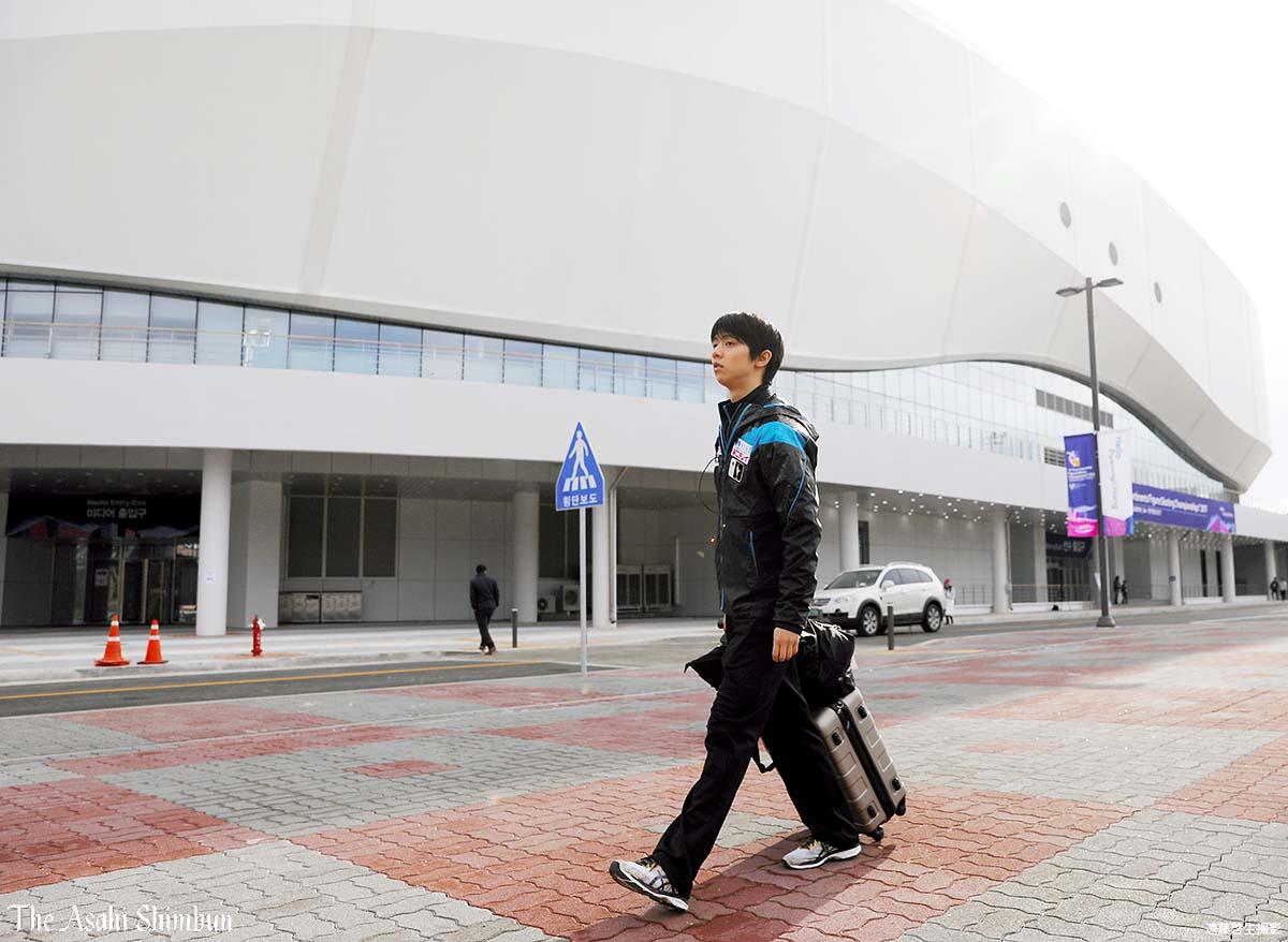 #平昌五輪 のテスト大会を兼ねたフィギュアスケート #四大陸選手権 が16日から韓国・江陵で始まりま…