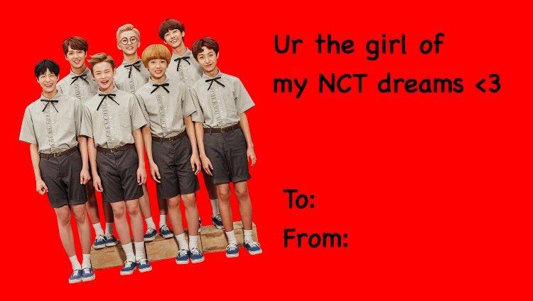 Kpop Valentine Cards On Twitter