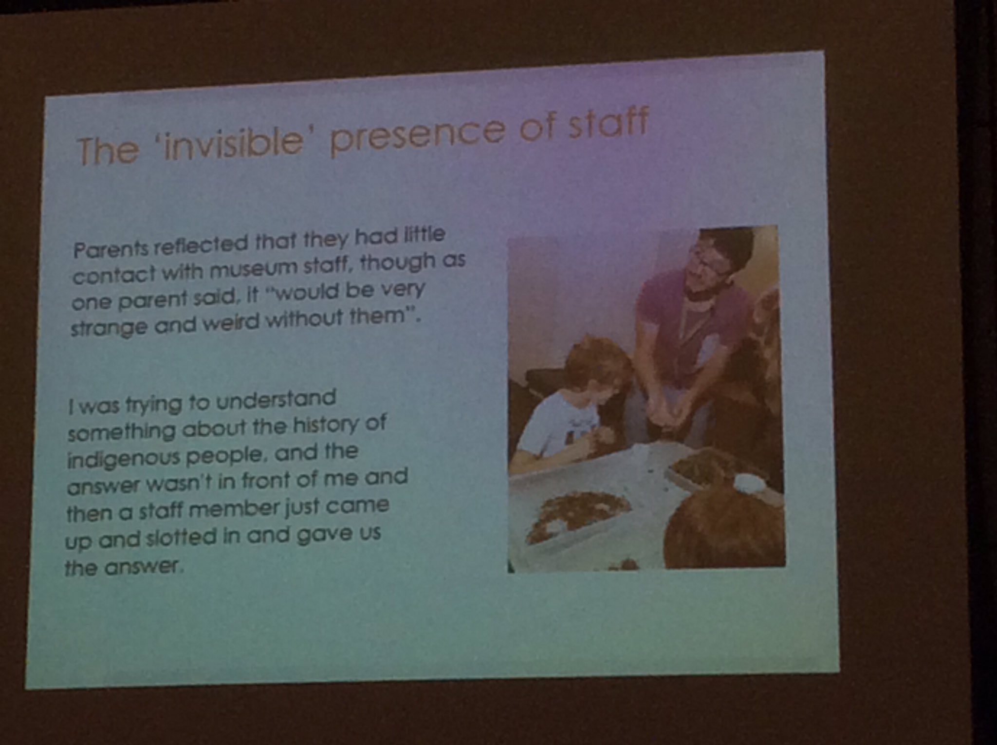 The invisible presence of #museum staff  #VRF17 https://t.co/CwdssrTOMb