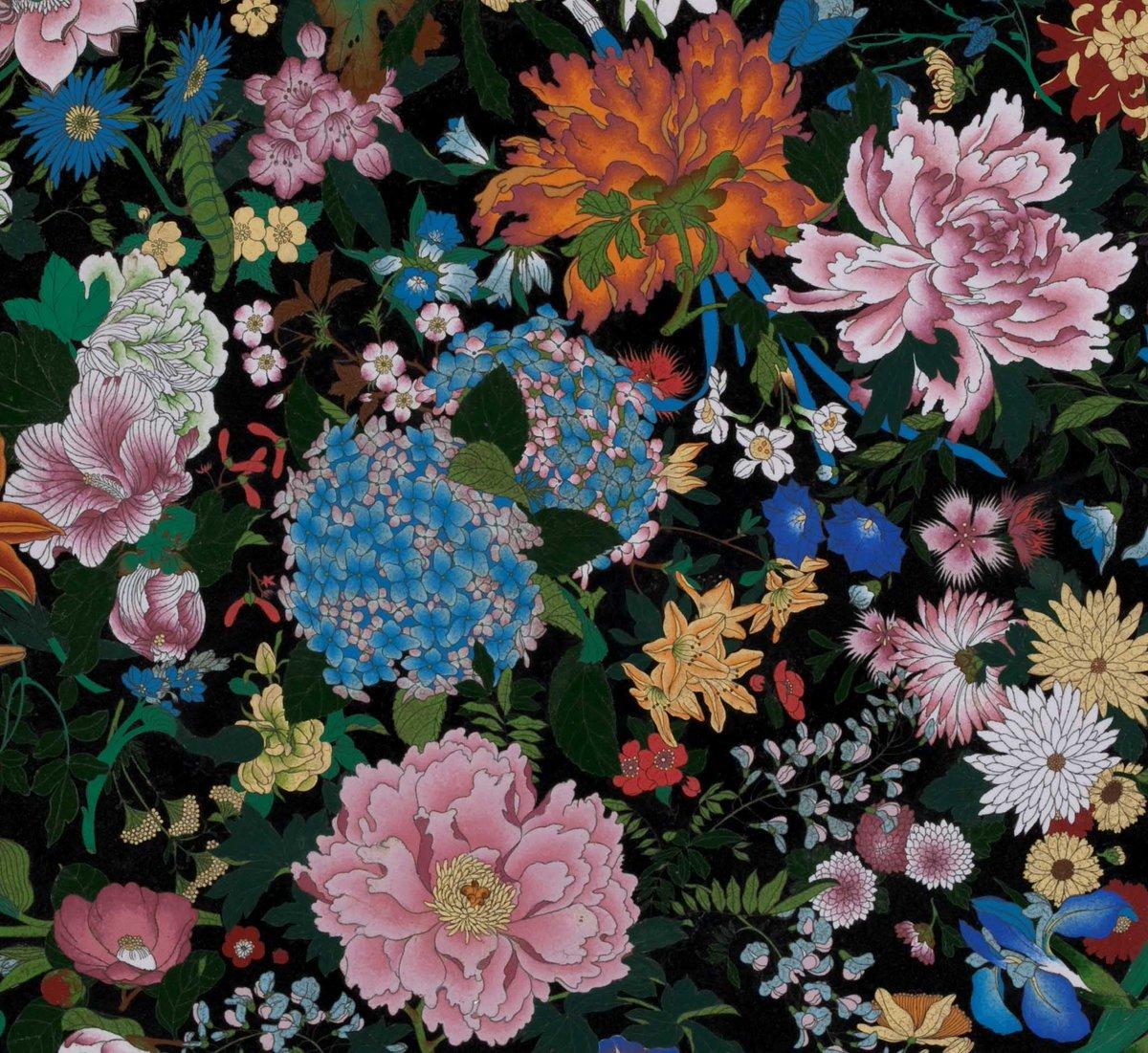 開催中|並河靖之七宝展 展覧会では、明治時代に活躍した東京と尾張の七宝家たちの作品も合わせて紹介して…