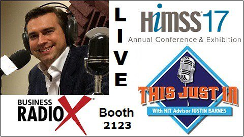 Thumbnail for This Just In Tuesday's Highlights from HIMSS17