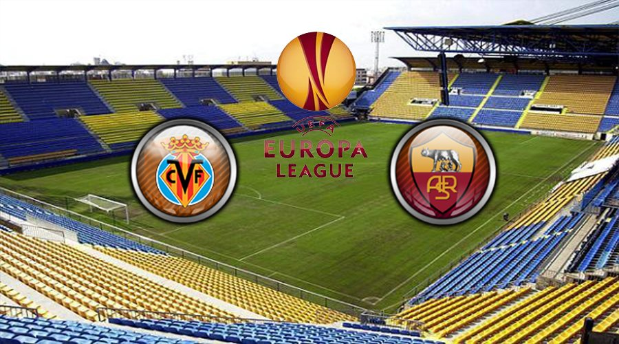 Rojadirecta VILLARREAL ROMA Streaming Gratis Online: vedere con Video YouTube e Facebook Live Stream oggi 16 febbraio 2017