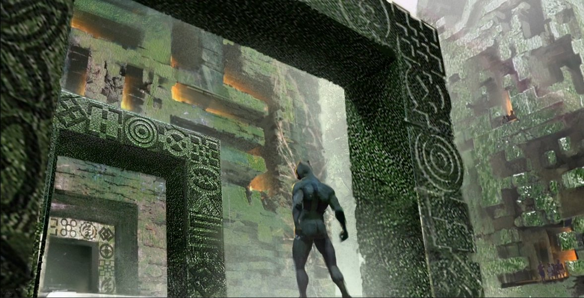 Some #BlackPanther concept art https://t.co/mlEunm2XjM