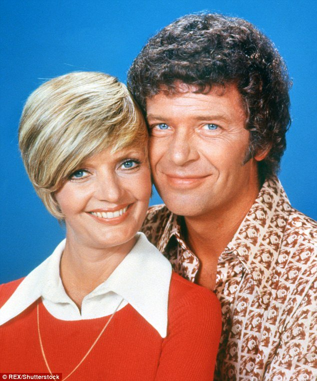 Happy Birthday to Florence Henderson(left), who would have turned 83 today!
