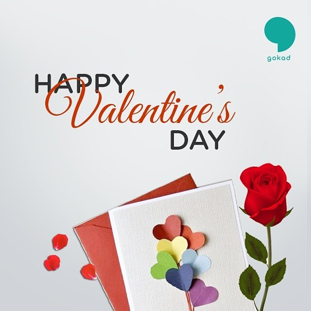 Q: How do you spell Love? A: You don't spell it, you feel it.  Happy Valentine's Day from Gokad  #valentinesday #valentines #kartunama https://t.co/rW8iv5qGw8