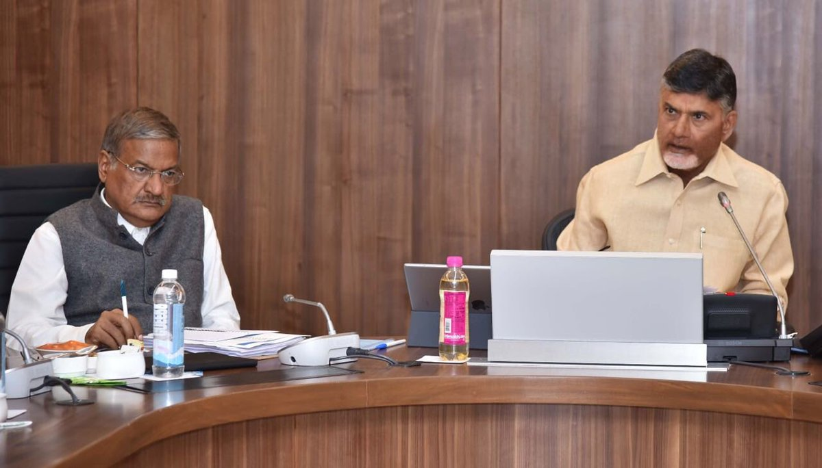 In The Cabinet Meeting Discussed Port Development Setting Up Urban