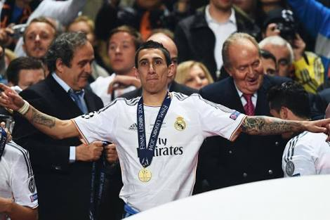 Happy Birthday To Angel Di Maria, Who Turns 29 Today!