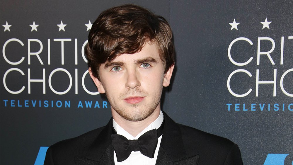 Happy 25th Birthday to Freddie Highmore!