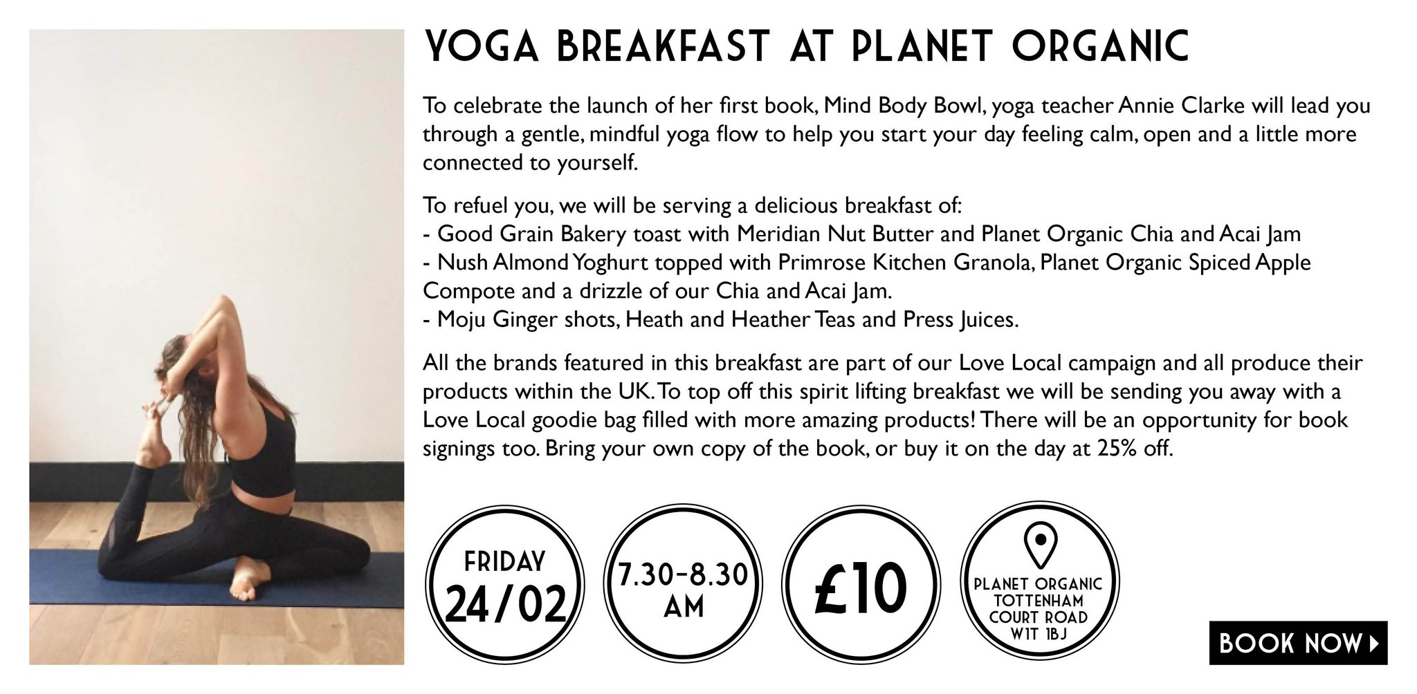 Planet organic on twitter book your place on mindbodybowl planet organic on twitter book your place on mindbodybowl yoga breakfast on 242 tottenhamcourtrd a gentle yoga flow with polovelocal breakfast solutioingenieria Gallery