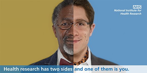 Our new #twosides campaign promotes public involvement in #healthresearch. Find out more: https://t.co/YtrEitTM8x https://t.co/gx4Uc0Rhml