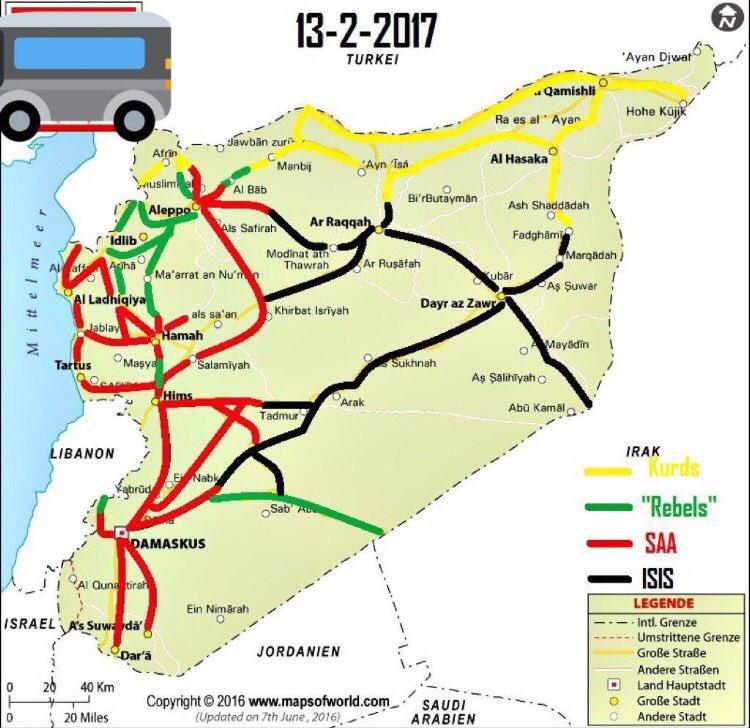 Guerre Civile en Syrie ( LISEZ LE PREMIER POST ! ) - Statut spécial  - - Page 39 C4nBlW5WYAAvgiK