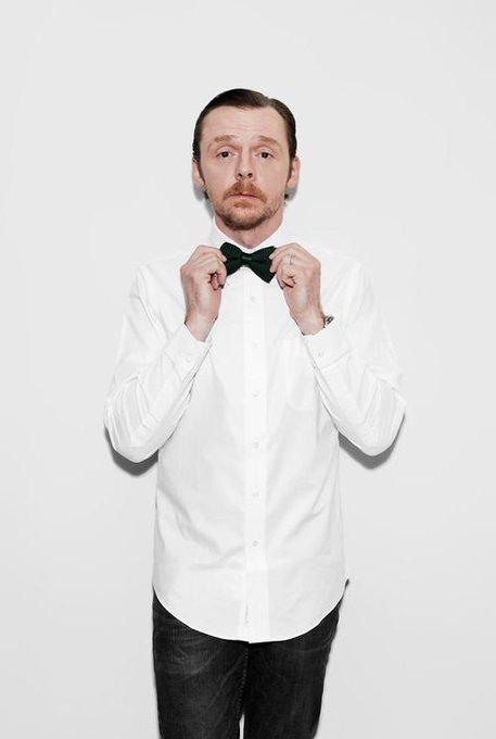 Happy Birthday to King Simon Pegg