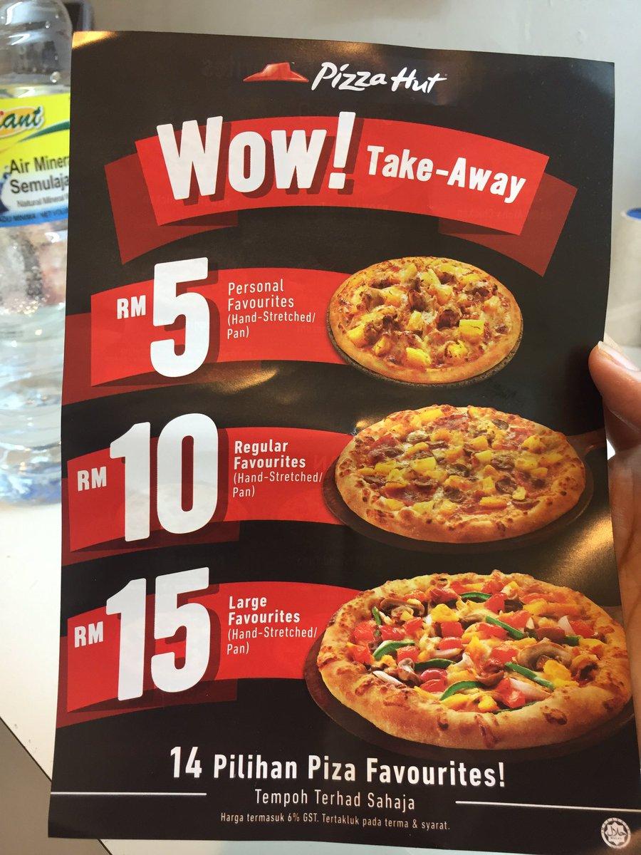 Pizza Hut Malaysia On Twitter Wahhh Hehhee Thank You Sis Terus Support Kitorang Kayy