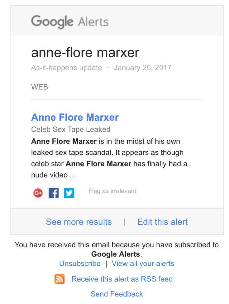 Anne Flore Marxer Full Sex Tape